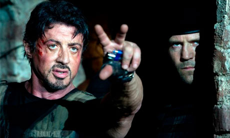 The Expendables: A Movie with No Balls, or Point