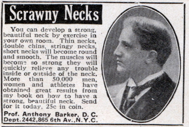 Athlete's Neck