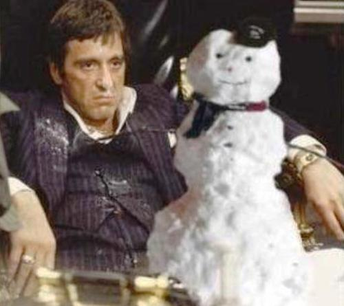 Mel Brooks' Scarface