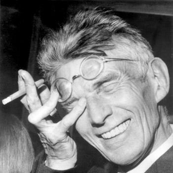 Rejection Notes #4: Samuel Beckett