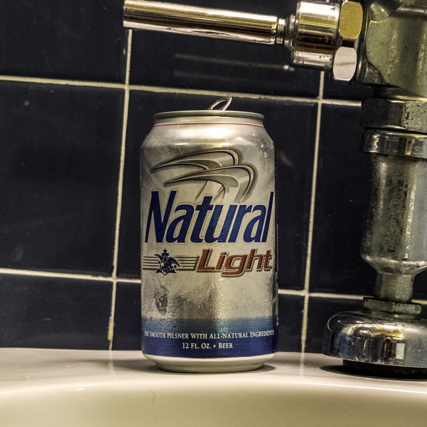 BULL On Tap: Natural Light