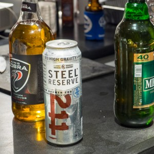 BULL ON TAP: STEEL RESERVE 211