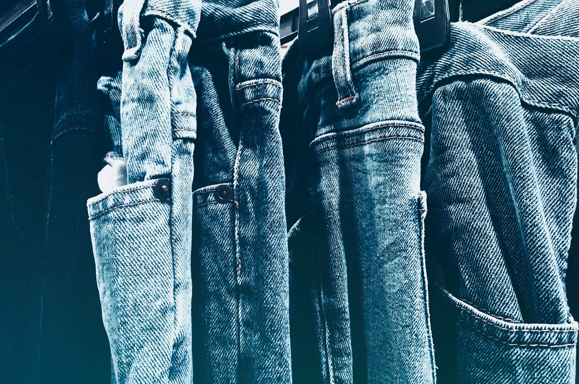 holy land of jeans