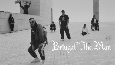 Do It With Grace: An Interview with Portugal. The Man